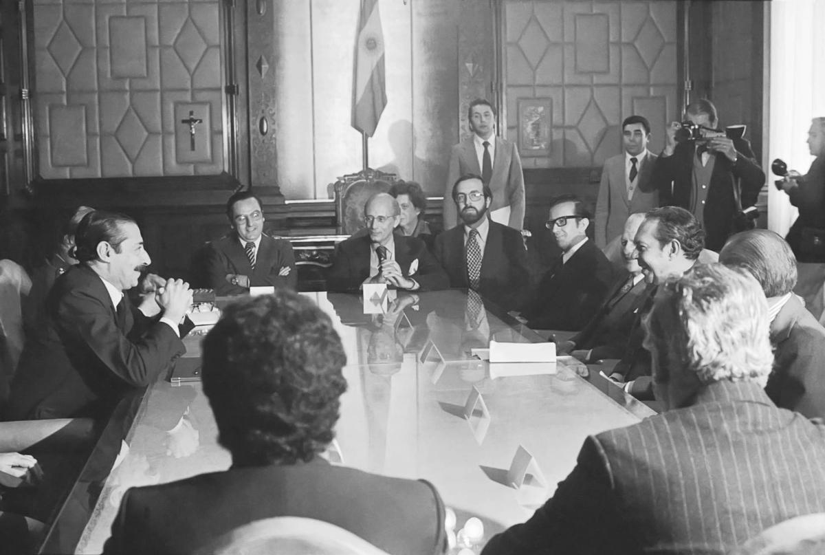 El día que prendieron la luz: 40 años de la visita de la CIDH a laArgentina