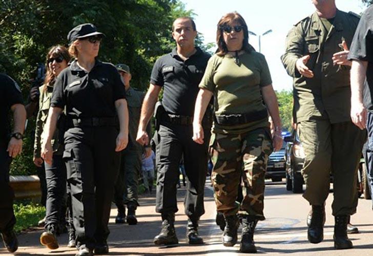 bullrich-y-gendarmeria