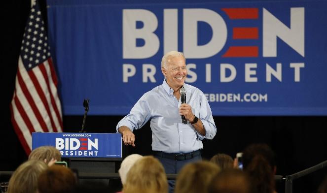 Joe Biden define su compañera de fórmula en medio de lapandemia
