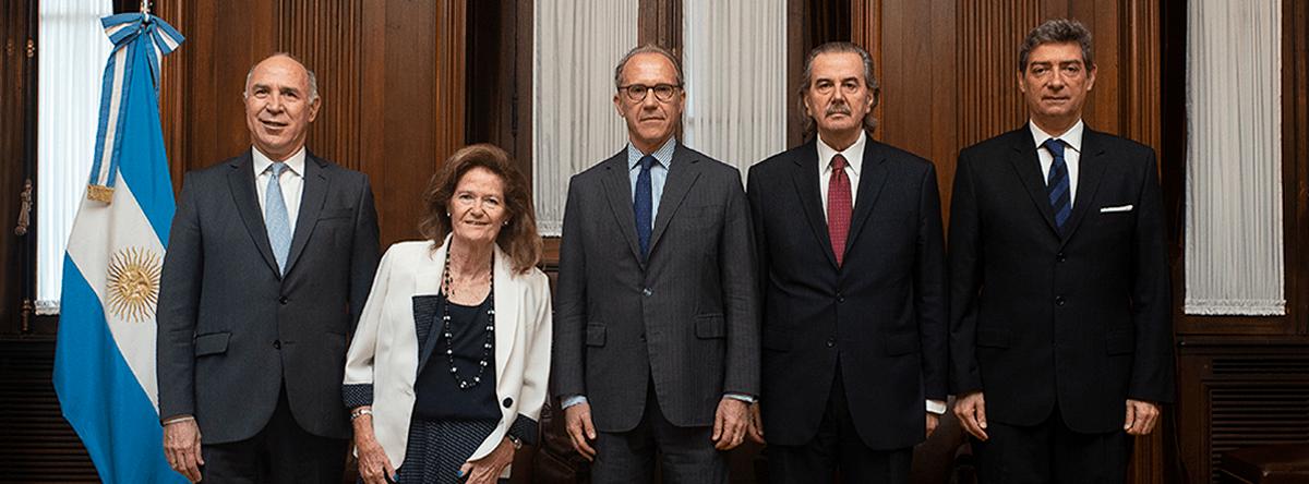 La reforma judicial y el rol institucional de laCorte