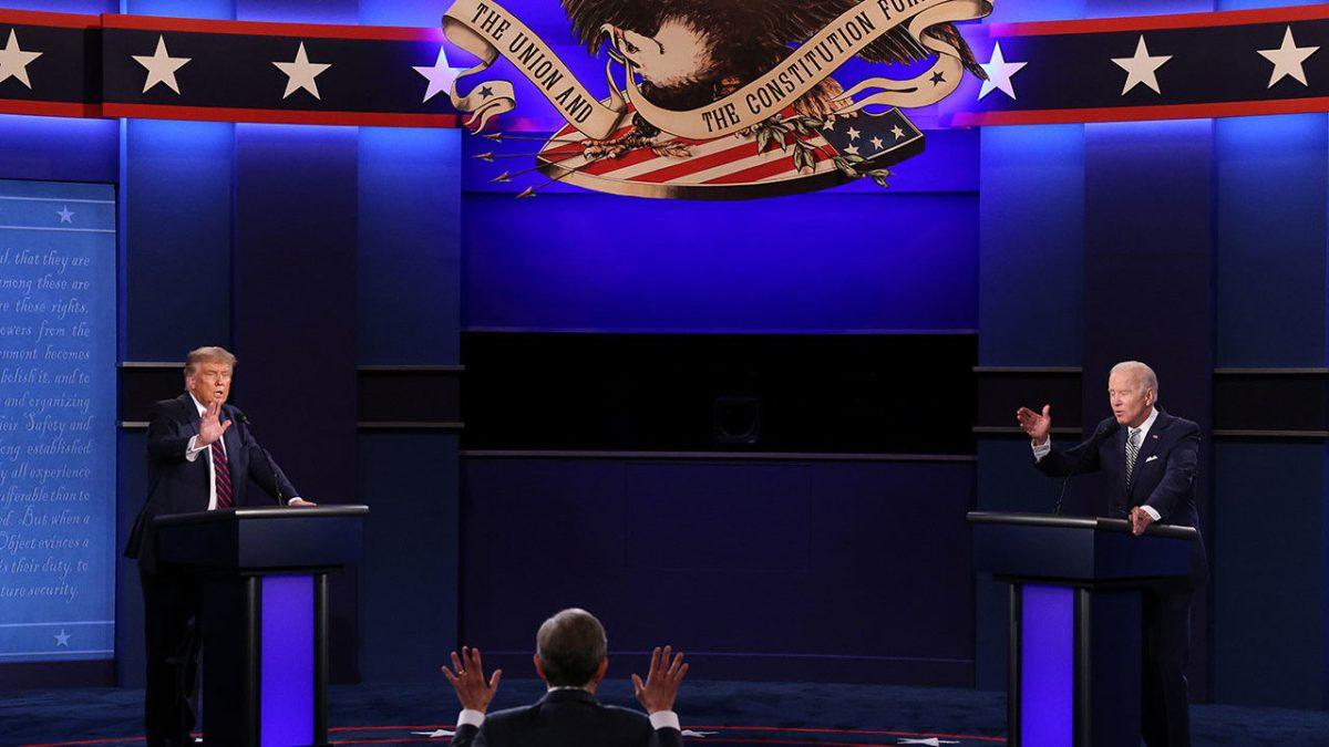 Trump vs Biden: no fue un debate, fue unadesgracia